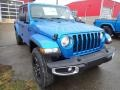 Jeep Gladiator Sport 4x4 Hydro Blue Pearl photo #8