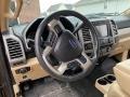Ford F350 Super Duty Lariat Crew Cab 4x4 Bronze Fire photo #5