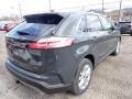 Ford Edge Titanium AWD Carbonized Gray Metallic photo #2