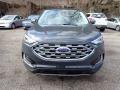 Ford Edge Titanium AWD Carbonized Gray Metallic photo #4