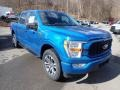 Ford F150 STX SuperCrew 4x4 Velocity Blue photo #2
