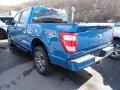 Ford F150 STX SuperCrew 4x4 Velocity Blue photo #5