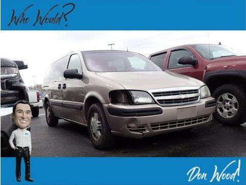 Sandrift Metallic 2001 Chevrolet Venture LS