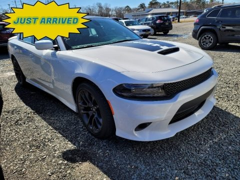 White Knuckle 2020 Dodge Charger Daytona