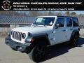 Jeep Wrangler Unlimited Sport 4x4 Bright White photo #1