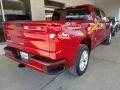 Chevrolet Silverado 1500 Custom Crew Cab 4x4 Cherry Red Tintcoat photo #4