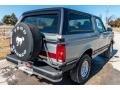 Ford Bronco XLT 4x4 Medium Silver Metallic photo #4