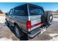 Ford Bronco XLT 4x4 Medium Silver Metallic photo #6