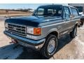 Ford Bronco XLT 4x4 Medium Silver Metallic photo #8