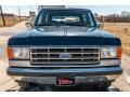 Ford Bronco XLT 4x4 Medium Silver Metallic photo #9