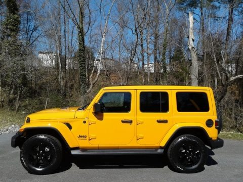 Nacho 2021 Jeep Wrangler Unlimited Sahara Altitude 4x4
