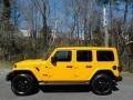 Jeep Wrangler Unlimited Sahara Altitude 4x4 Nacho photo #1