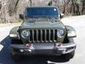 Jeep Wrangler Unlimited Rubicon 4x4 Sarge Green photo #3