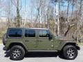 Jeep Wrangler Unlimited Rubicon 4x4 Sarge Green photo #5