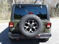 Jeep Wrangler Unlimited Rubicon 4x4 Sarge Green photo #7