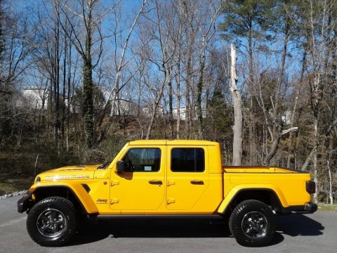 Nacho 2021 Jeep Gladiator Rubicon 4x4