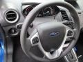Ford Fiesta SE Sedan Lightning Blue photo #14