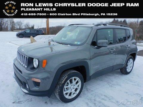 Sting-Gray 2021 Jeep Renegade Latitude 4x4