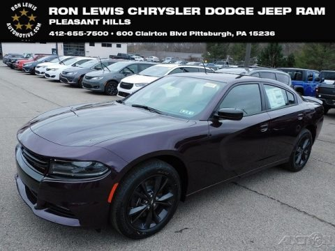Hellraisin 2021 Dodge Charger SXT AWD