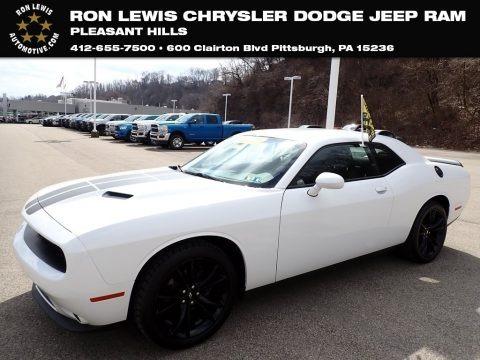 White Knuckle 2017 Dodge Challenger SXT