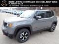 Jeep Renegade Trailhawk 4x4 Sting-Gray photo #1