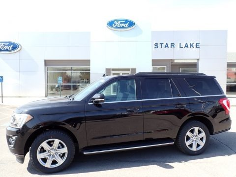Agate Black 2021 Ford Expedition XLT 4x4