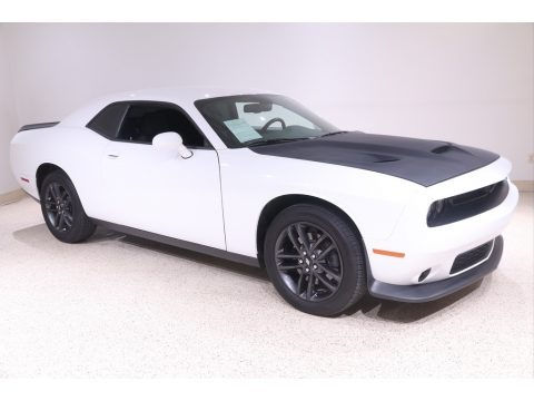 White Knuckle 2019 Dodge Challenger GT AWD