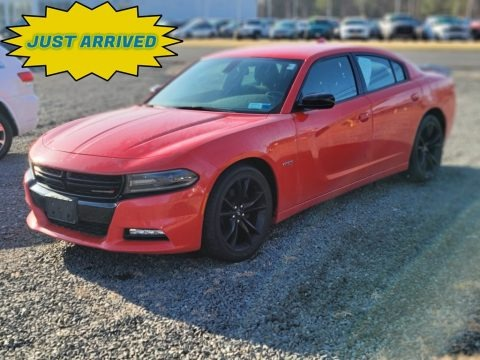TorRed 2017 Dodge Charger R/T