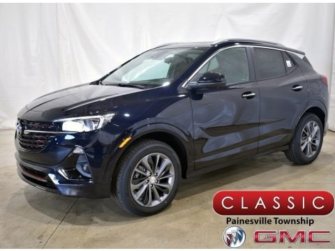 Dark Moon Blue Metallic 2021 Buick Encore GX Select