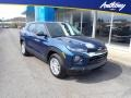 Chevrolet Trailblazer LS AWD Pacific Blue Metallic photo #1