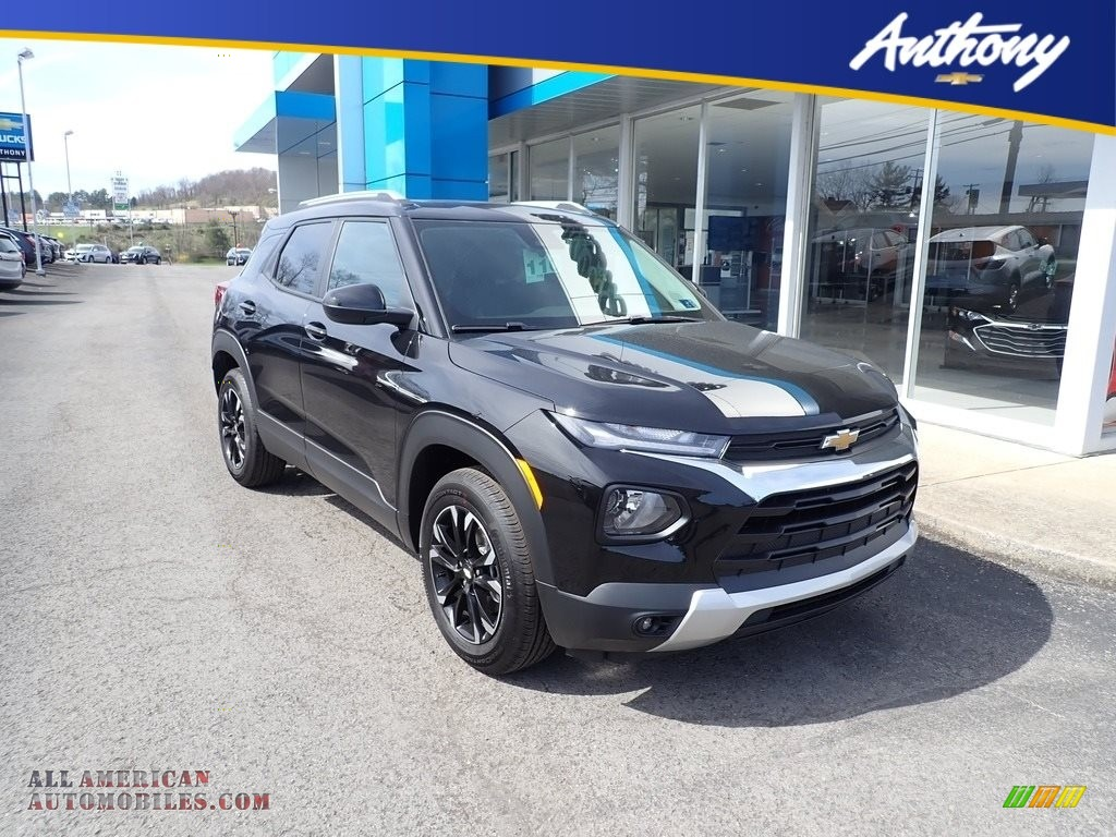 2021 Trailblazer LT AWD - Mosaic Black Metallic / Jet Black photo #1