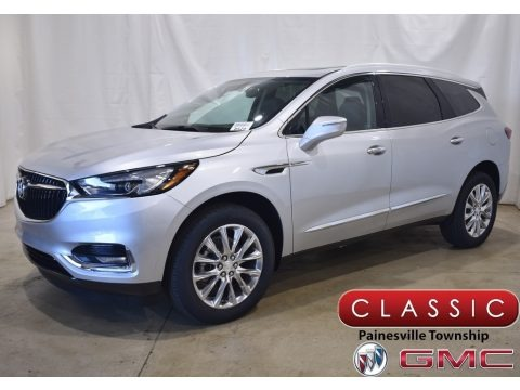 Quicksilver Metallic 2021 Buick Enclave Essence AWD