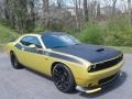 Dodge Challenger R/T Scat Pack Gold Rush photo #4