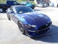 Ford Mustang GT Premium Convertible Kona Blue photo #7