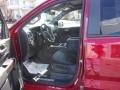 Chevrolet Silverado 1500 LT Trail Boss Crew Cab 4x4 Cherry Red Tintcoat photo #13