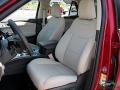 Ford Explorer Platinum 4WD Rapid Red Metallic photo #11