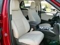 Ford Explorer Platinum 4WD Rapid Red Metallic photo #12