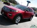 Ford Explorer Platinum 4WD Rapid Red Metallic photo #27