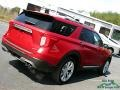 Ford Explorer Platinum 4WD Rapid Red Metallic photo #29