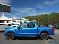 Ford F150 XLT SuperCrew 4x4 Velocity Blue photo #2