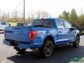 Ford F150 XLT SuperCrew 4x4 Velocity Blue photo #5