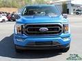 Ford F150 XLT SuperCrew 4x4 Velocity Blue photo #8