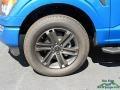 Ford F150 XLT SuperCrew 4x4 Velocity Blue photo #9