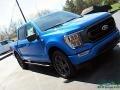 Ford F150 XLT SuperCrew 4x4 Velocity Blue photo #27