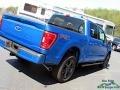 Ford F150 XLT SuperCrew 4x4 Velocity Blue photo #28