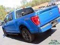 Ford F150 XLT SuperCrew 4x4 Velocity Blue photo #29