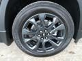 Chevrolet Traverse RS AWD Mosaic Black Metallic photo #13