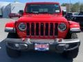 Jeep Wrangler Unlimited Rubicon 4x4 Firecracker Red photo #3