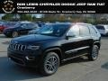 Jeep Grand Cherokee Limited 4x4 Diamond Black Crystal Pearl photo #1