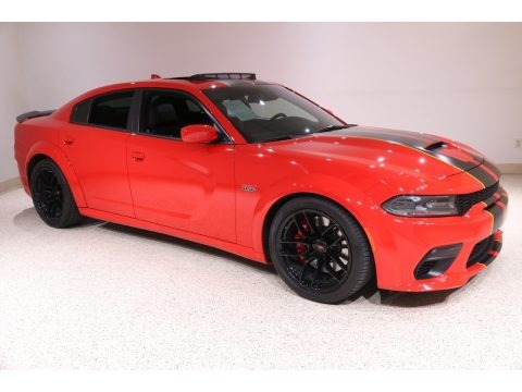 TorRed 2020 Dodge Charger R/T Scat Pack Widebody
